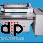 Plate production with inkjet printer: DTP (Droplet To Plate) system by StudioRip
